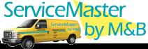 Comoany logo ServiceMaster MB