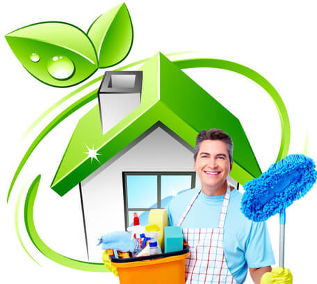 green home cleaning service