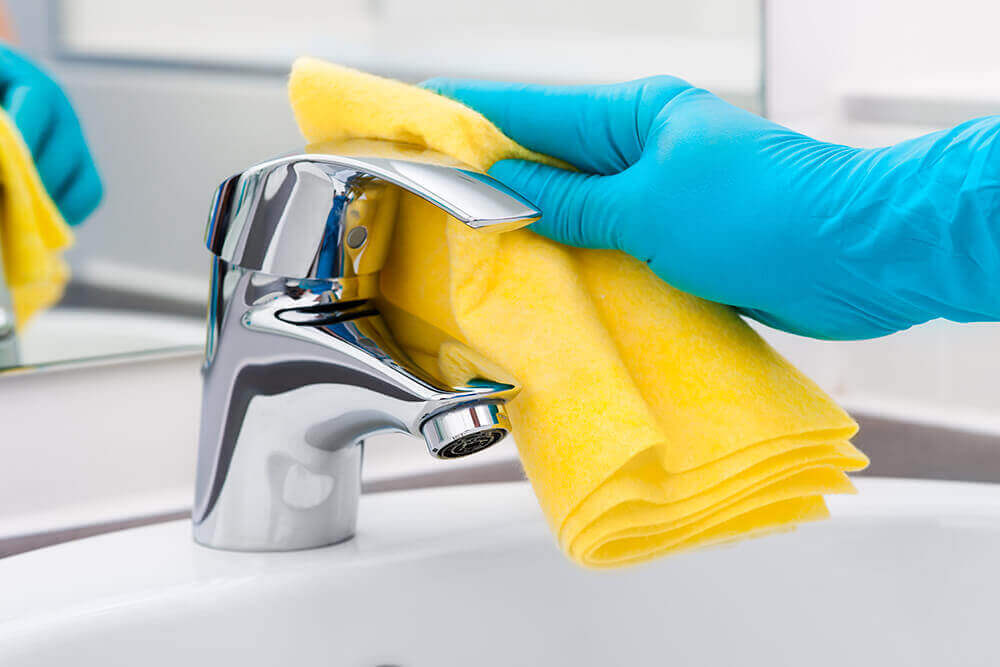 tap cleaning service