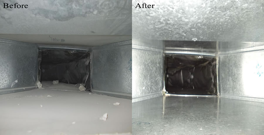 HVAC and Duct Cleaning Services